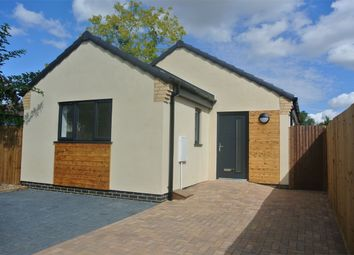Thumbnail 2 bed detached bungalow for sale in Dunant Close, Harrington Street, Bourne, Lincolnshire