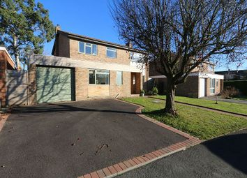 Thumbnail 4 bed detached house for sale in Kingston Close, Long Buckby, Northampton, Northamptonshire