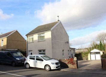 Thumbnail 3 bedroom detached house for sale in Gower Road, Upper Killay, Swansea