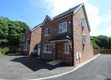 Thumbnail 4 bed detached house for sale in Warrington Road, Rainhill, Prescot