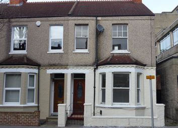 Thumbnail 3 bed end terrace house to rent in Faversham Road, Beckenham