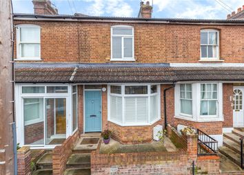 Thumbnail 3 bed terraced house for sale in Warwick Road, St. Albans, Hertfordshire
