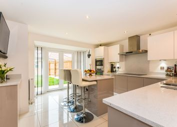Thumbnail 6 bed detached house for sale in Irons Road, Harlestone, Northampton