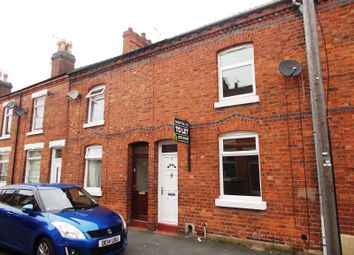 Thumbnail 2 bedroom terraced house for sale in Glover Street, Crewe, Cheshire