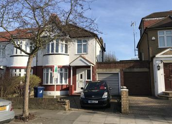 Thumbnail 3 bed end terrace house for sale in Huxley Gardens, London