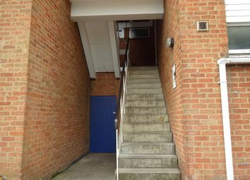 Thumbnail 2 bed flat for sale in Launceston House, Launceston Road, Little Hill, Wigston, Leicester