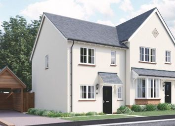Thumbnail 2 bed semi-detached house for sale in The Grange High Street, Tetsworth, Thame