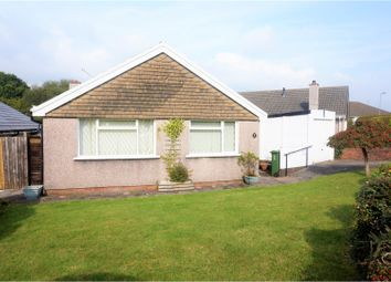 Thumbnail 2 bed detached bungalow for sale in Mardy Close, Caerphilly