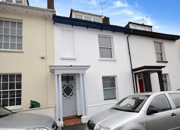 4 bed terraced house for sale in Clarence Road, Exmouth, Devon EX8