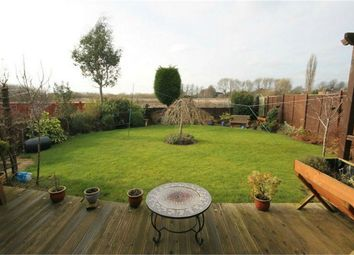 Thumbnail 4 bedroom detached house for sale in Kingsway North, Warrington