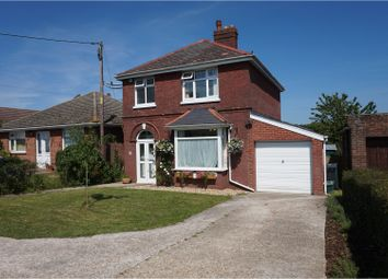 Thumbnail 3 bed detached house for sale in Cowes Road, Newport
