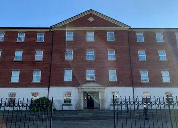 Thumbnail 2 bedroom flat to rent in Eaton House, Deykin Road, Lichfield