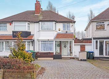 Thumbnail 3 bed semi-detached house for sale in George Road, Great Barr