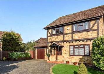 Thumbnail 4 bed detached house for sale in Kilburn Close, Calcot, Reading