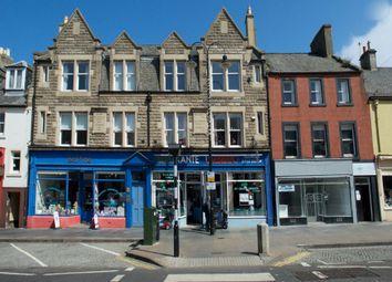 Thumbnail 2 bed flat for sale in 123A, High Street, Dunbar