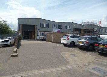 Thumbnail Light industrial to let in 22 Morgan Way Industrial Estate, Bowthorpe Employment Area, Norwich, Norfolk
