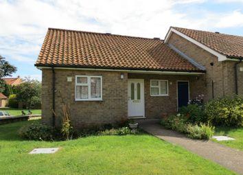 Thumbnail 1 bedroom bungalow to rent in Manor Close, Kirkbymoorside