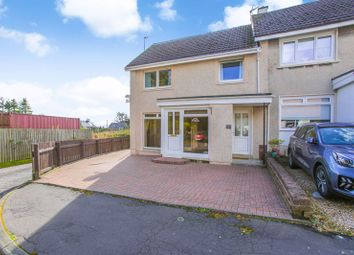 Thumbnail 3 bed terraced house for sale in Forkens, Forth, Lanark