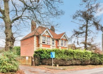 Thumbnail 4 bed detached house for sale in Deacons Lane, Hermitage, Thatcham
