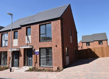 Thumbnail 3 bedroom semi-detached house for sale in Summer Rise, Ketley Park Road, Telford