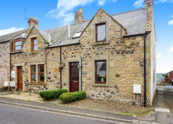 Thumbnail 3 bed end terrace house for sale in Main Street, Leitholm