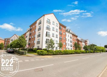 Thumbnail 1 bed flat for sale in Greenings Court, Warrington