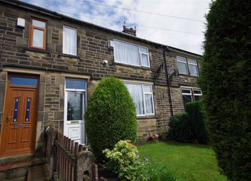 Thumbnail 2 bed town house for sale in Holmfield Gardens, Holmfield, Halifax
