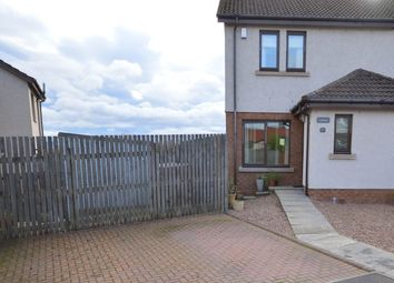 Thumbnail 2 bed semi-detached house to rent in Honeyberry Crescent, Rattray, Blairgowrie