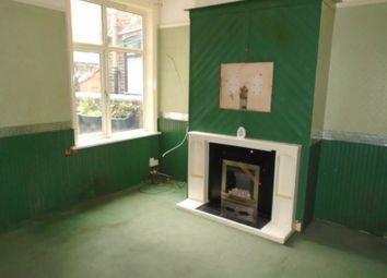 Thumbnail 3 bedroom terraced house for sale in Kenworthy Street, Tunstall, Stoke-On-Trent