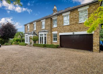 Thumbnail 5 bed detached house for sale in Belle Vue Road, Ware, Hertfordshire