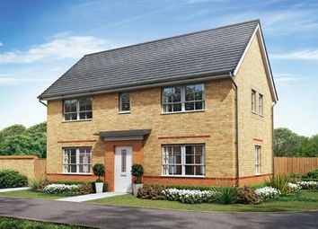 """Thumbnail 3 bed detached house for sale in """"Ennerdale"""" at Tiber Road, North Hykeham, Lincoln"""