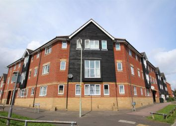 Thumbnail 2 bed flat for sale in Kings Prospect, Ashford