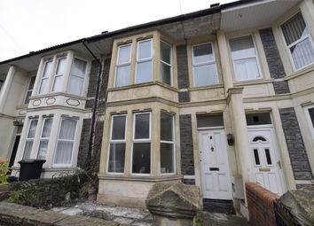 Thumbnail 6 bed terraced house to rent in Elfin Road, Bristol
