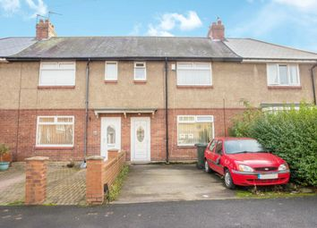 Thumbnail 3 bed terraced house for sale in Burt Avenue, North Shields, Tyne And Wear