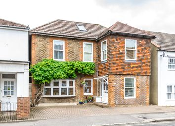 Thumbnail 5 bed detached house for sale in Holmesdale Road, Reigate, Surrey