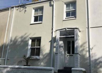 Thumbnail 4 bed town house for sale in Wellington Terrace, Falmouth