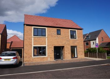 Thumbnail 4 bed detached house for sale in Deleval Crescent, Newcastle Upon Tyne