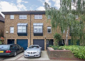 Thumbnail 4 bed property to rent in Whistlers Avenue, London