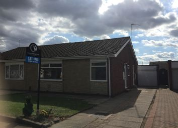 Thumbnail 2 bed semi-detached bungalow to rent in Stoops Lane, Bessacarr, Doncaster
