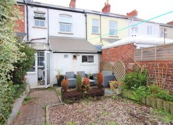 Thumbnail 3 bed terraced house to rent in Salisbury Road, Exmouth