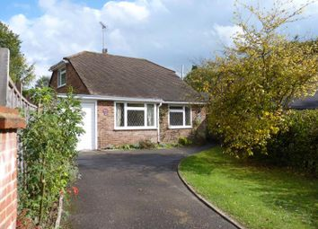 Thumbnail 3 bed detached house to rent in Chestnut Close, Grayshott, Hindhead