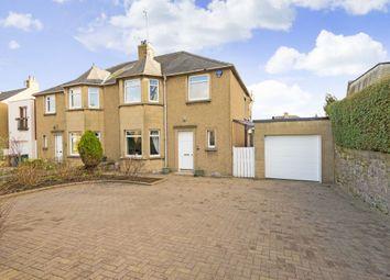 Thumbnail 3 bed semi-detached house for sale in 41 Esslemont Road, Newington, Edinburgh