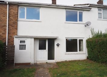 Thumbnail 3 bed terraced house to rent in Longfellow Road, Wellingborough