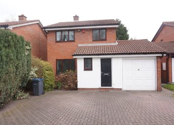 Thumbnail 3 bedroom detached house for sale in Clarence Road, Four Oaks, Sutton Coldfield