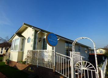 Thumbnail 2 bedroom detached bungalow for sale in Severn Bridge Park Homes, Beachley, Chepstow