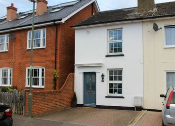 Thumbnail 2 bed end terrace house for sale in Kings Road, Farncombe, Godalming