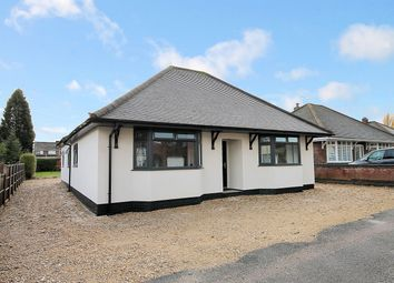 Thumbnail 3 bed detached bungalow for sale in Draycott Crescent, Tamworth