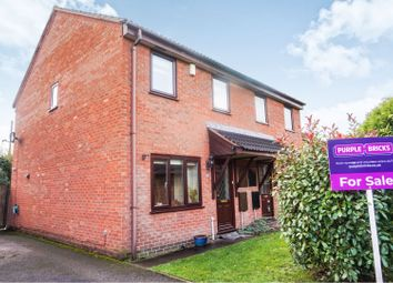 Thumbnail 3 bed semi-detached house for sale in Haymoor, Lichfield