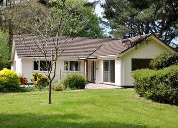 Thumbnail 4 bed bungalow to rent in The Woodlands, Tehidy Park, Tehidy, Camborne