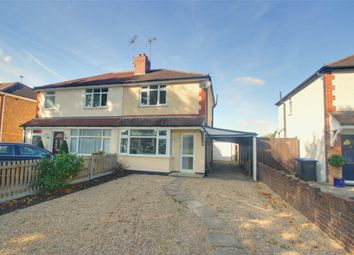 Thumbnail 2 bed semi-detached house to rent in Woodham Lane, New Haw, Surrey